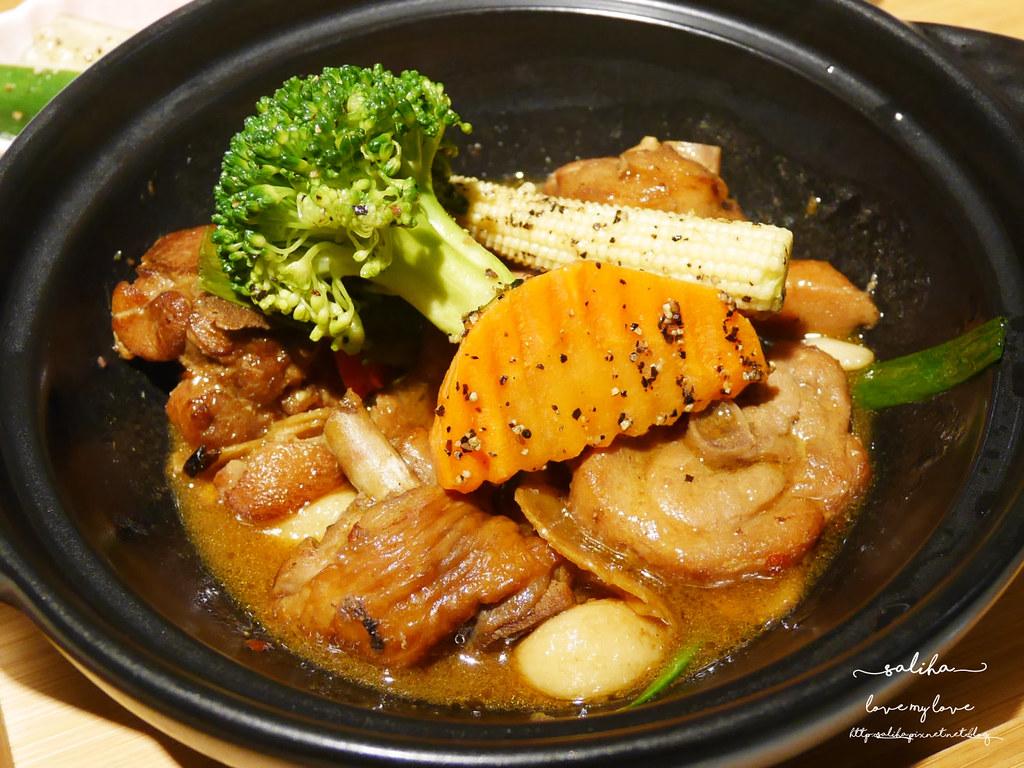 桃園統領百貨餐廳美食推薦BG德國農莊TeaBar中式餐點午餐晚餐 (3)