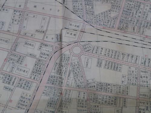 20190508-昭和十年台北地圖局部 拷貝