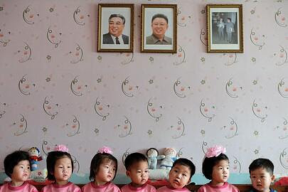 Fabian Muir, The Hands that Rock the Cradle, North Korea