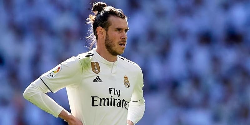 Real Madrid Kesulitan Singkirkan Striker Gareth Bale