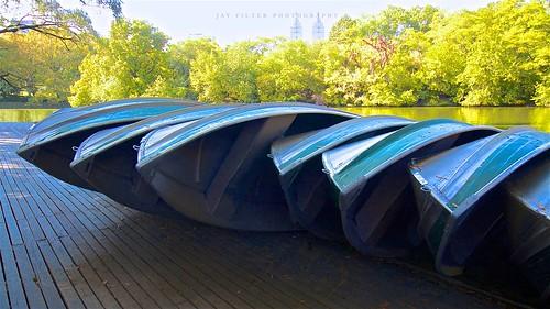 Central Park Boathouse, New York City