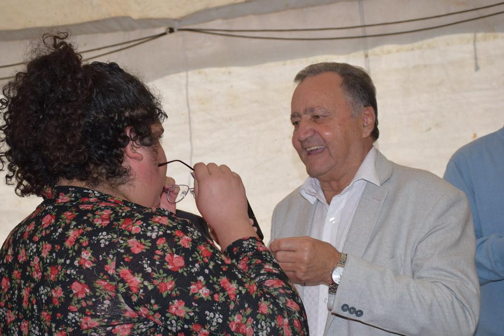 2019-05-08 : DESARROLLO HUMANO : Entrega de Anteojos Capital