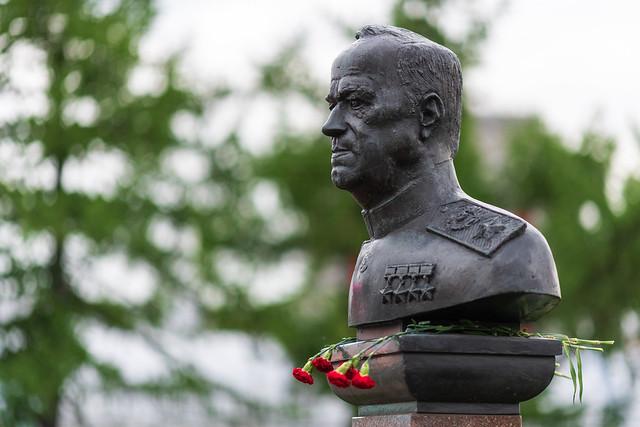 Marshal ZHUKOV