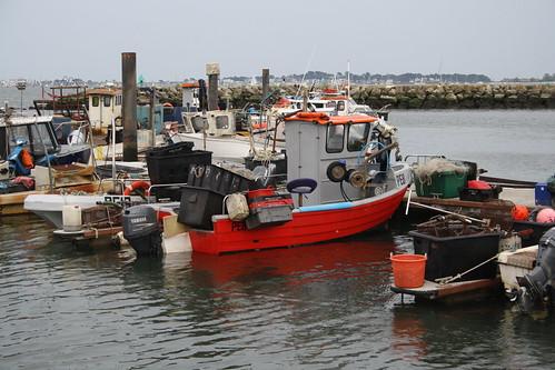 Fishing Boat PE8 BILLY AIDAN