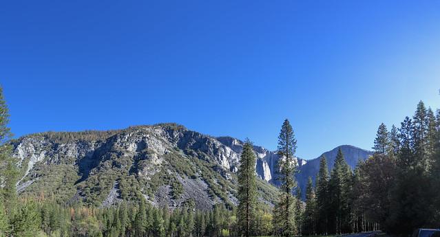 Yosemite - Cola de Caballo/Horsetail Falls
