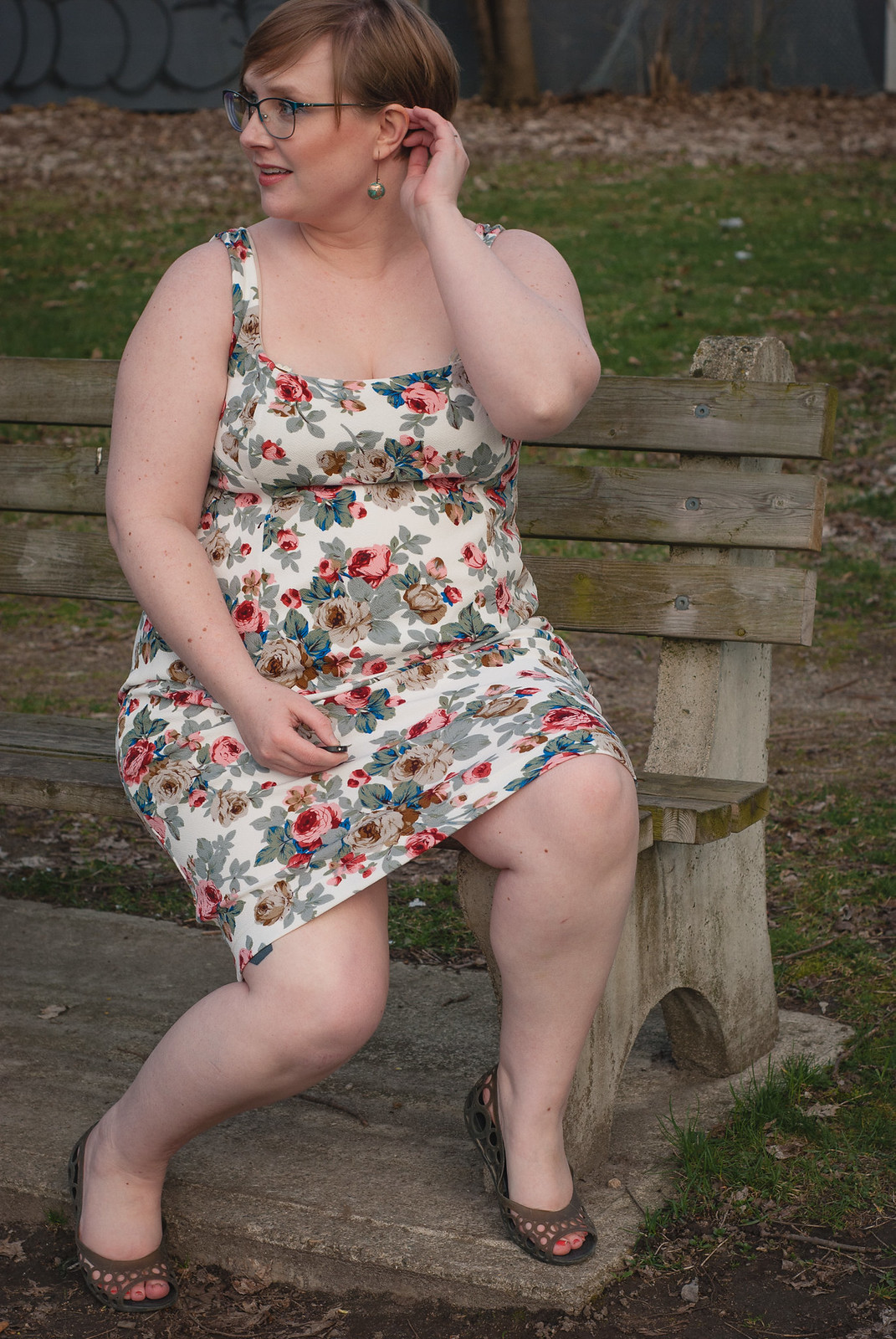 Burda Sheath Dress