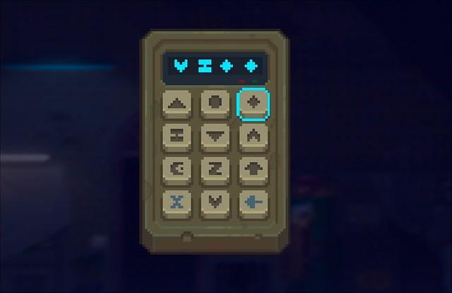 Tales of the Neon Sea - Locker Code
