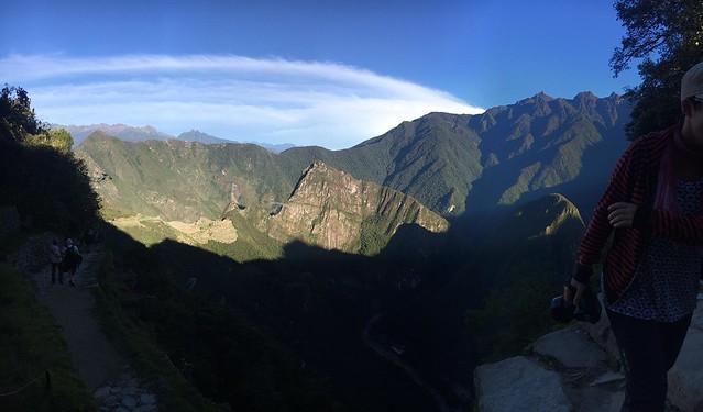 IncaTrail - Machu Picchu (desde puerta del sol)