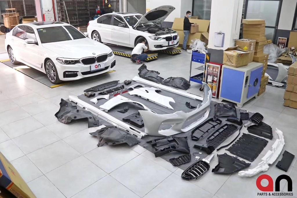 NEW LAUNCH-BMW 5 Series G30 M5 F90 1-1 Conversion   BMW SG