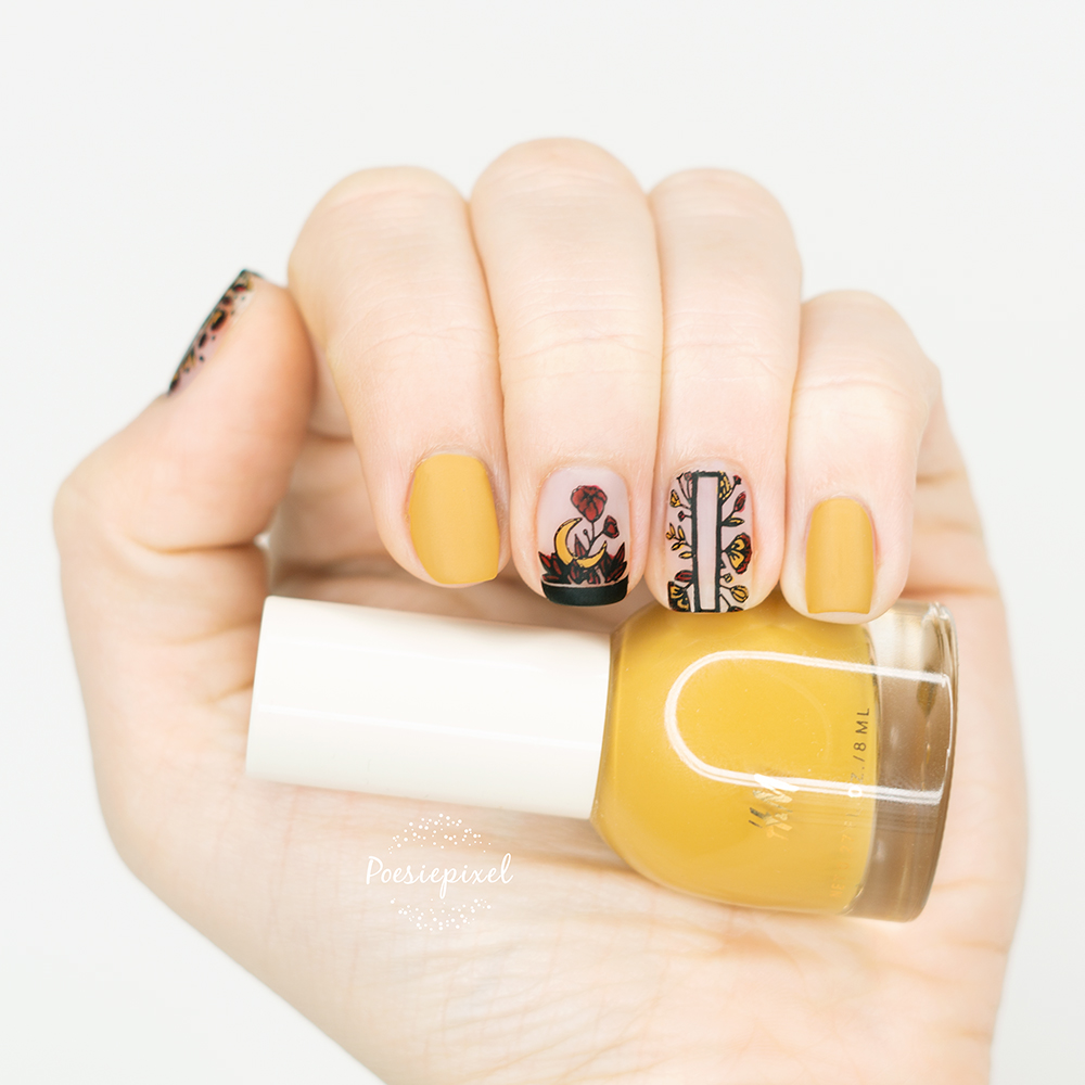 Nailart: Flower Power