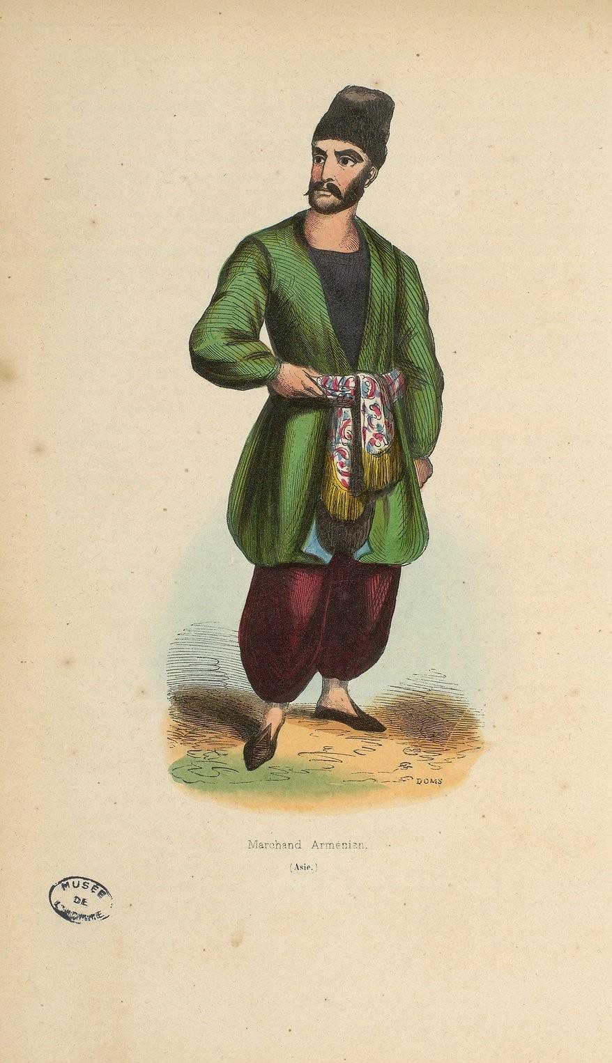 26. Армянский торговец