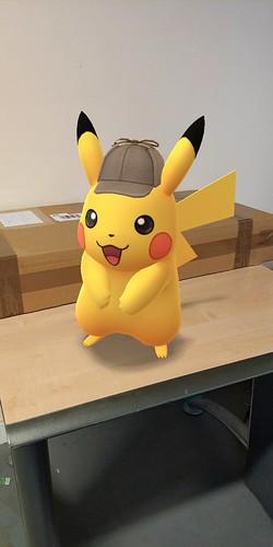 025 - Pikachu [Detective Pikachu]