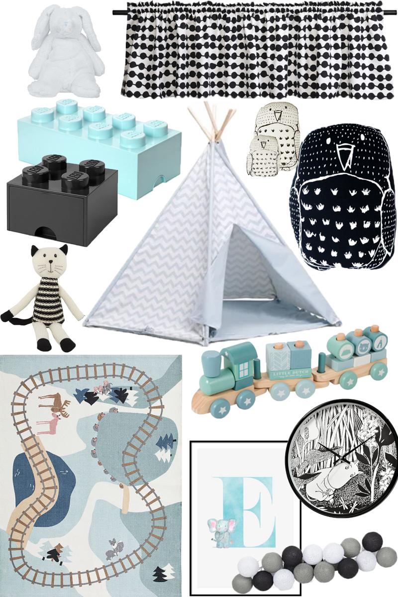 vauvan huoneen sisustussuunnitelmia blogi