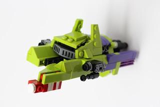 """Gremlin-class Heavy Corvette """"Greta"""""""