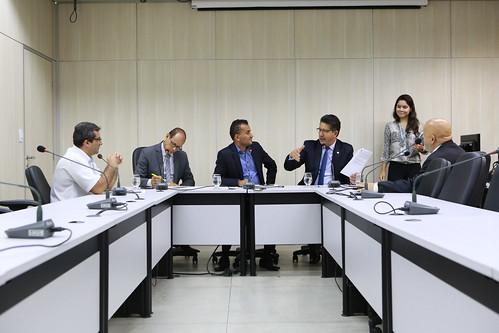 13ª Reunião Ordinária - Comissão de Desenvolvimento Econômico, Transporte e Sistema Viário