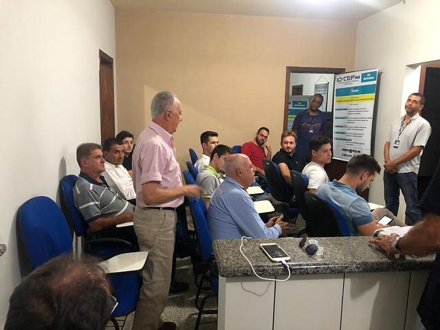 CEP Inspetorias Oliveira
