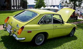 MGB GT (1974) | by jerrywhite5