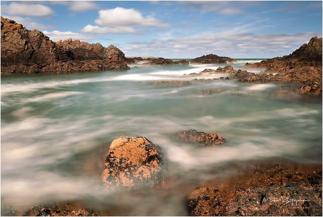 Whinnyfold Coastline