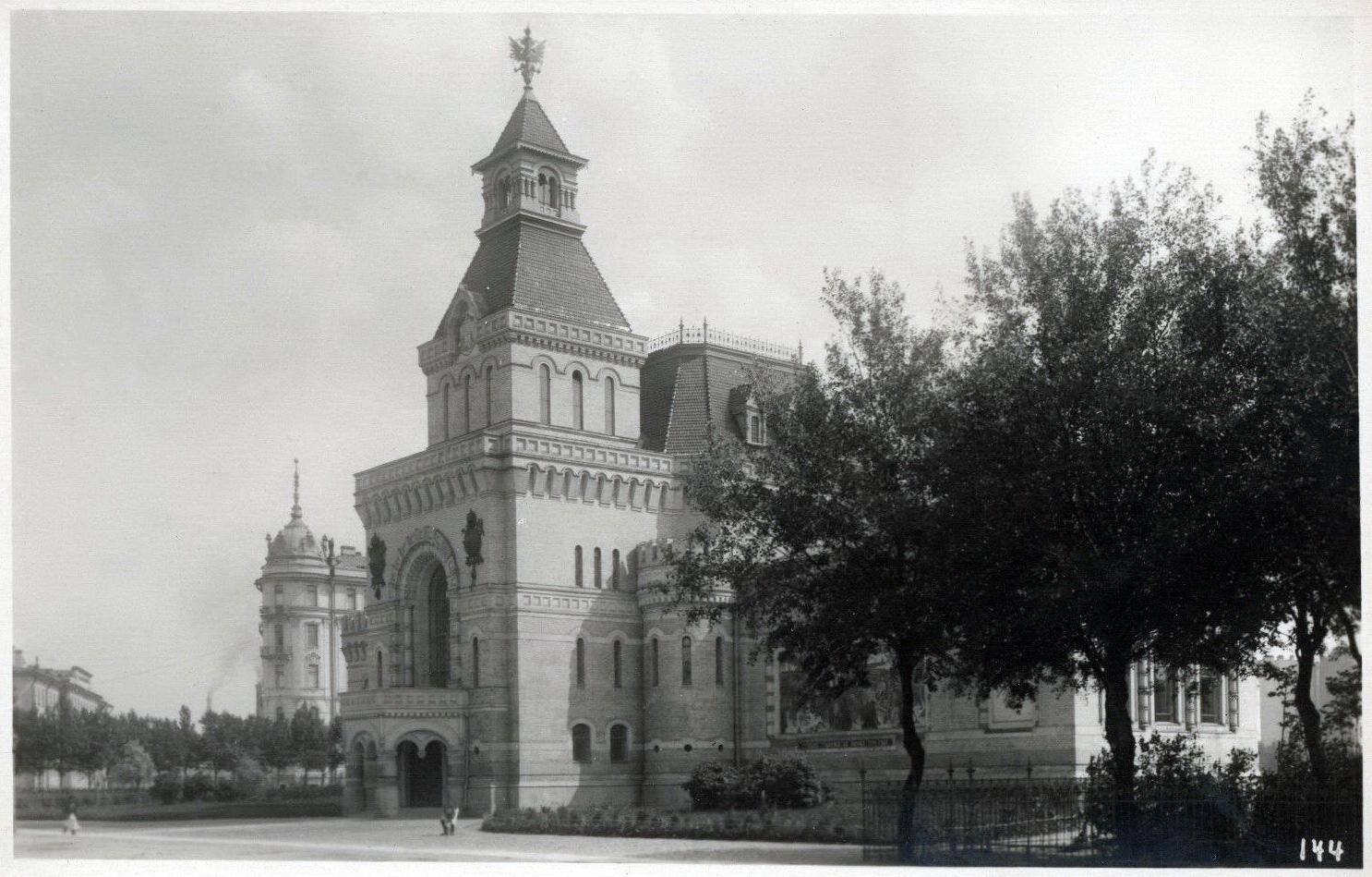 Музей А. В. Суворова