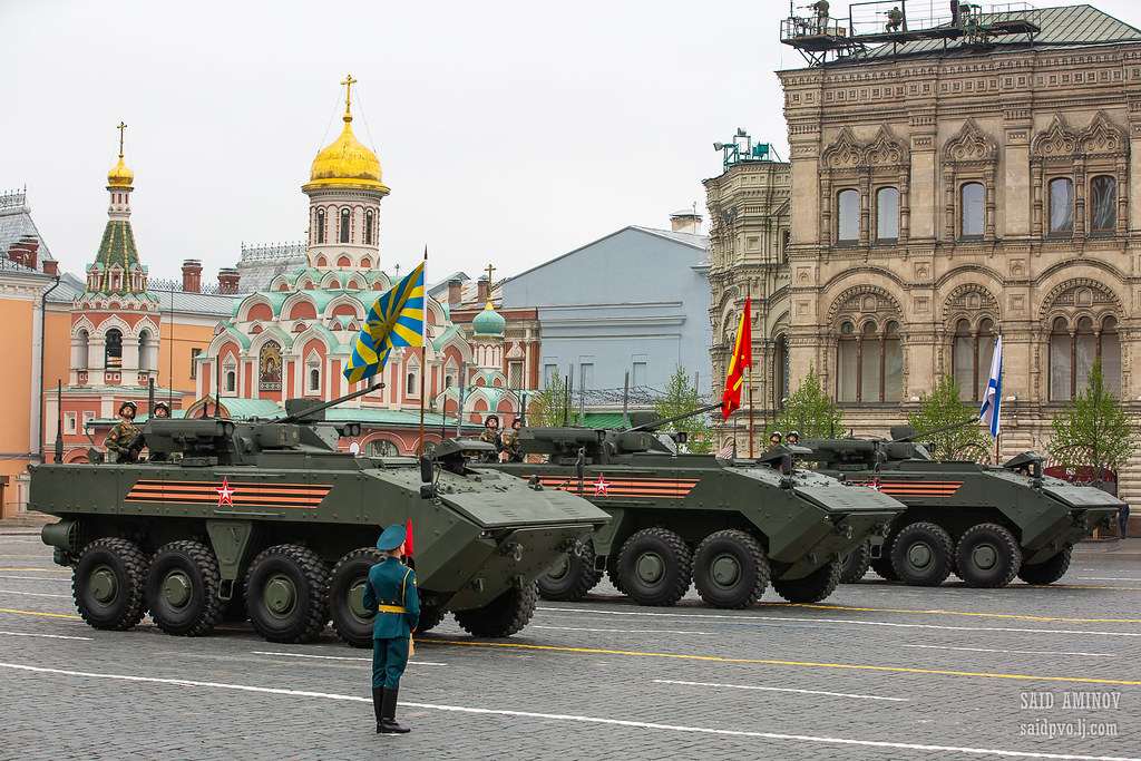 Victory Day Military Parades in Moscow (2010-Present) - Page 2 47024223774_2073184a73_b