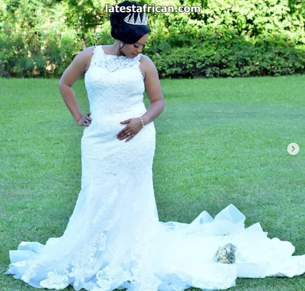 African Woman Dresses For Wedding