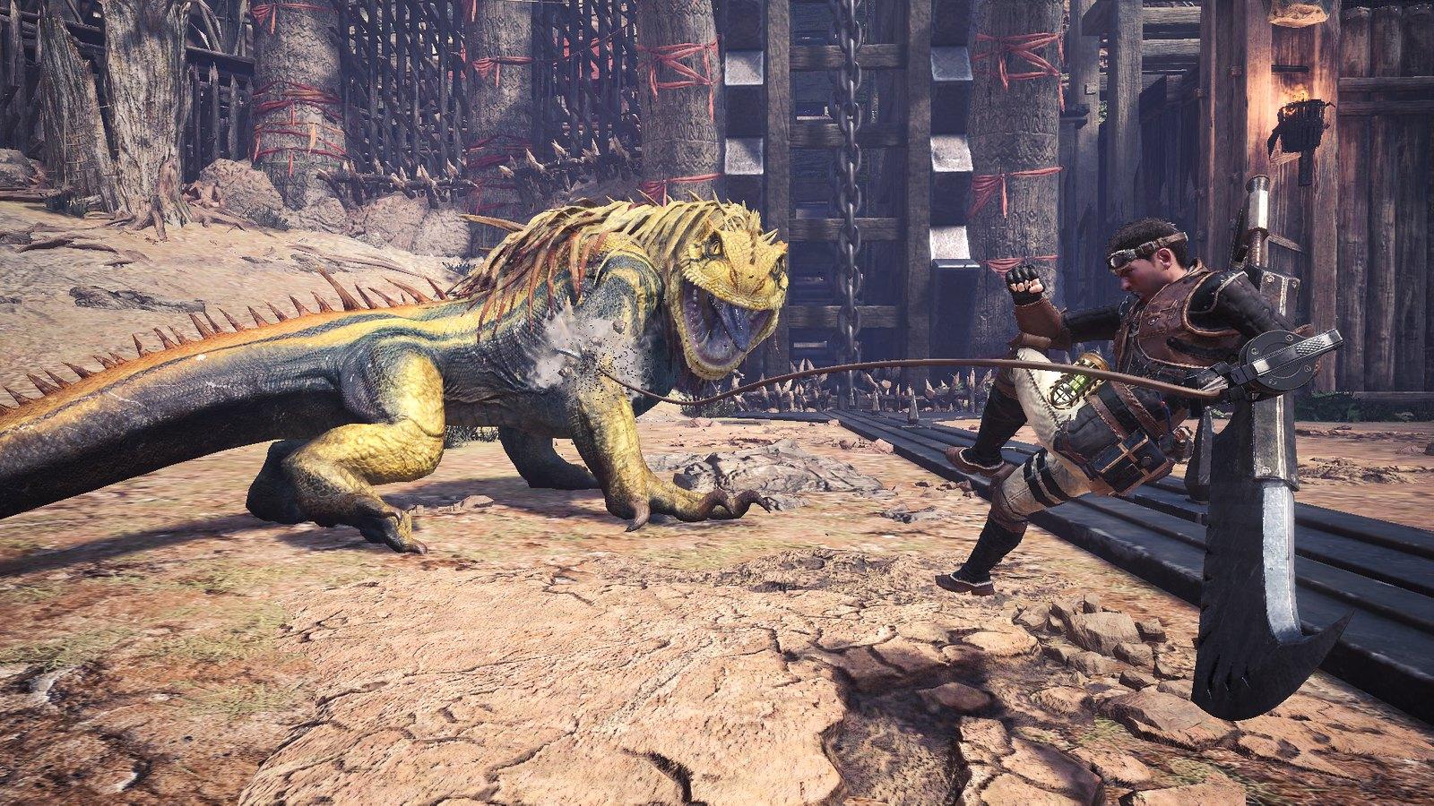 Monster Hunter World: Iceborne Comes to PS4 September 6, New