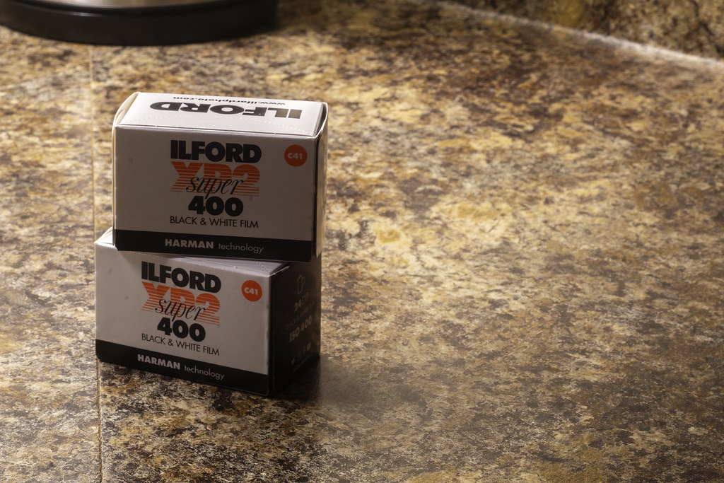 Film Review Blog No. 52 - Ilford Super XP2