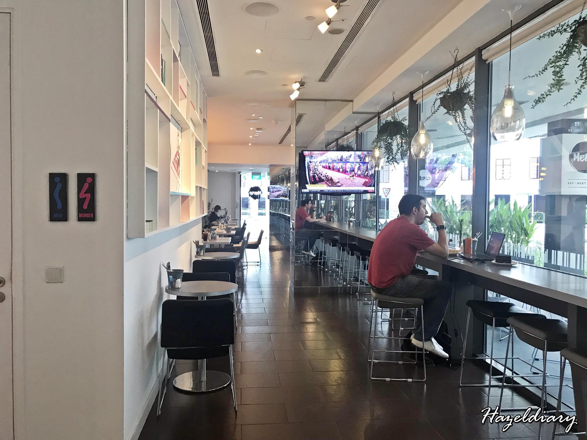 Memo Cafe-Studio M Hotel-6