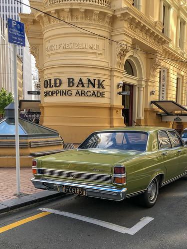 <p>1971 Ford Fairlane 500</p>