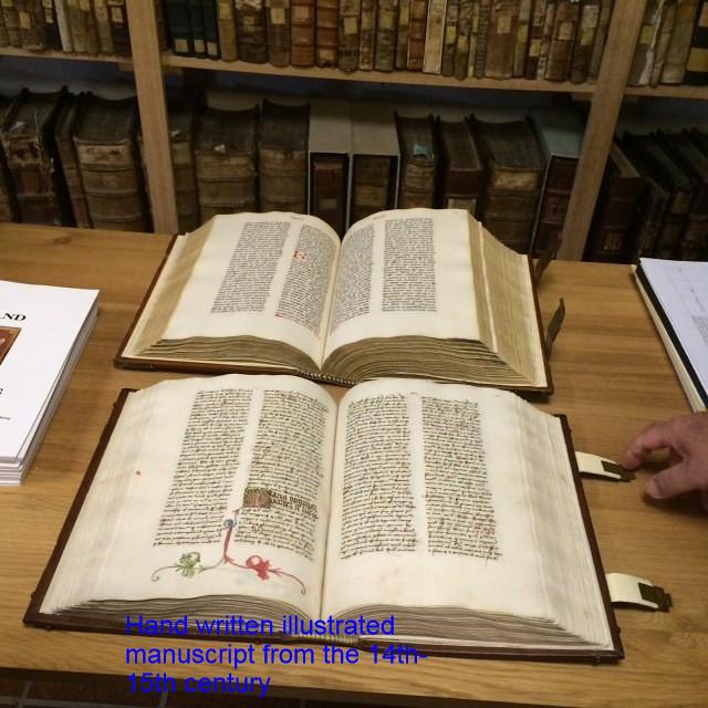 Nicolas Matz library books