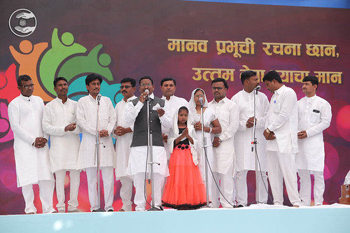 Devotional song by Kailash Patole and Saathi from Beed MH