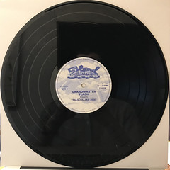 GRANDMASTER FLASH:SALSOUL JAM 2000(RECORD SIDE-D)