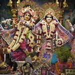 ISKCON Ujjain Deity Darshan 10 May 2019