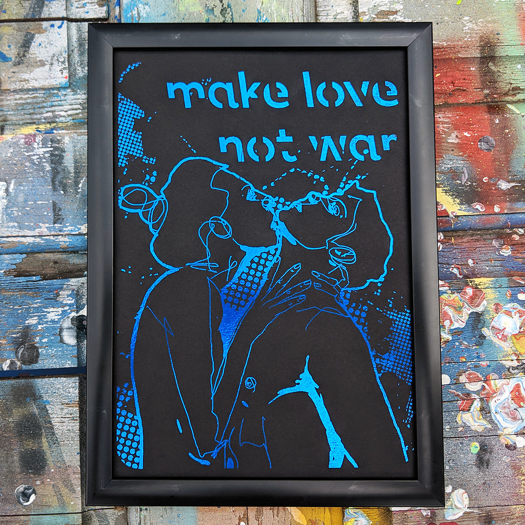 Make Love Not War Gifts Merchandise