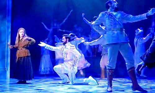irect from Broadway -- Anastasia