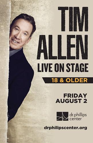 Comedian Tim Allen