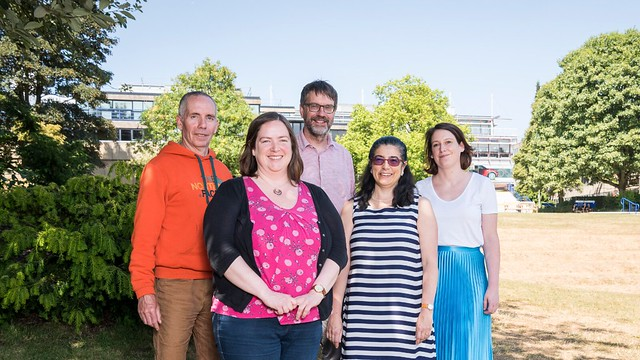 Academic staff seconded to the IMI in the 2018/19 academic year
