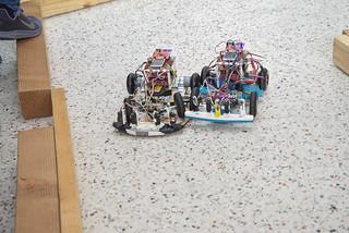 Autonomous Robot Races - Spring 2019