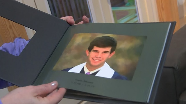 "Adrian ""Goose"" Johnson Scholarship endowed"