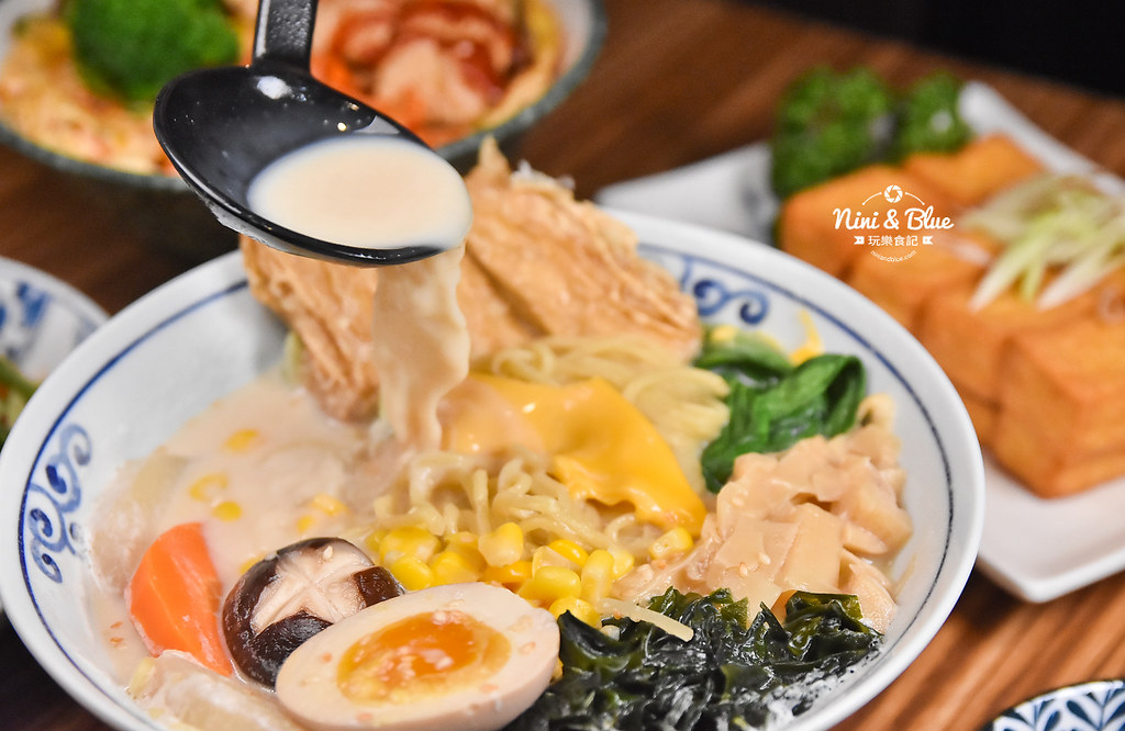 台中一中素食 滷菩提 中友素食 中國醫美食22