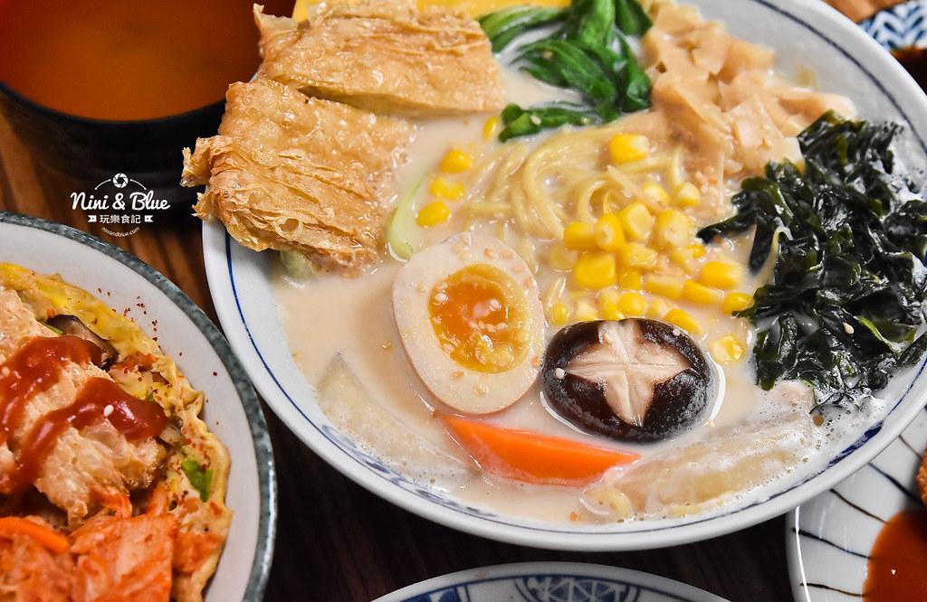 台中一中素食 滷菩提 中友素食 中國醫美食20