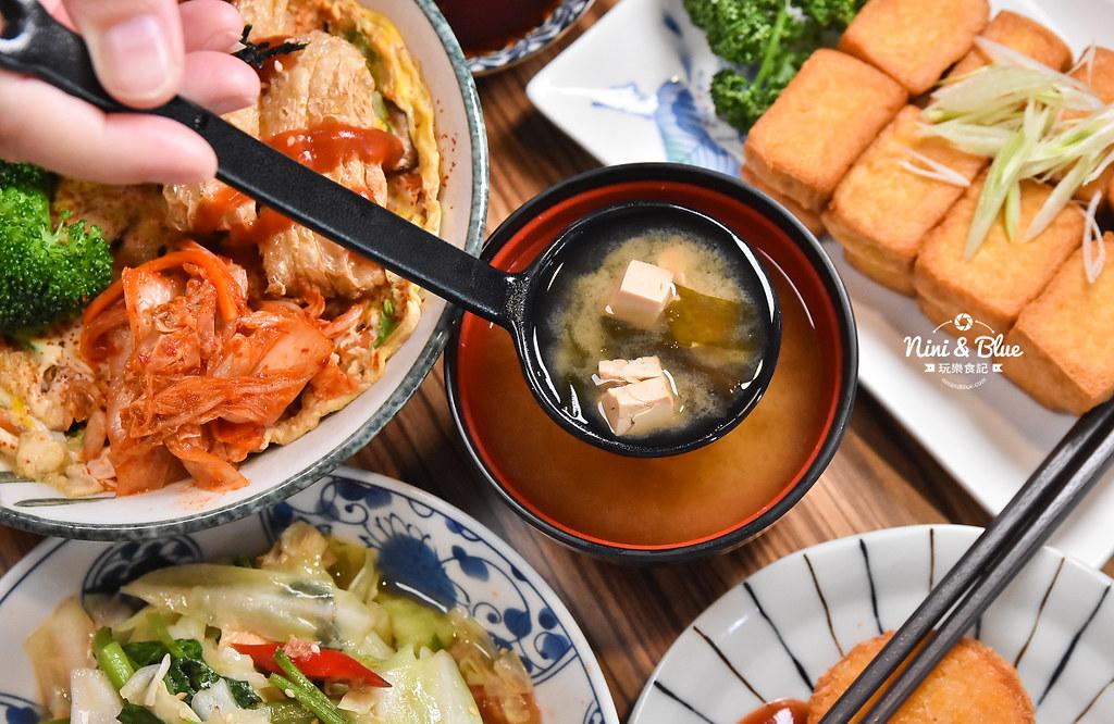 台中一中素食 滷菩提 中友素食 中國醫美食18