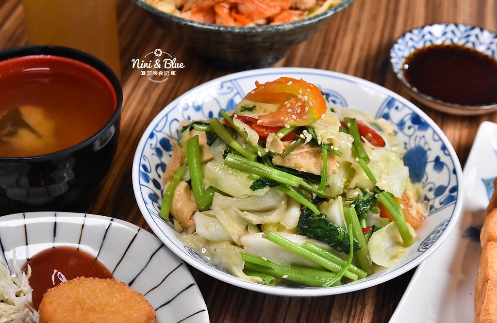 台中一中素食 滷菩提 中友素食 中國醫美食16