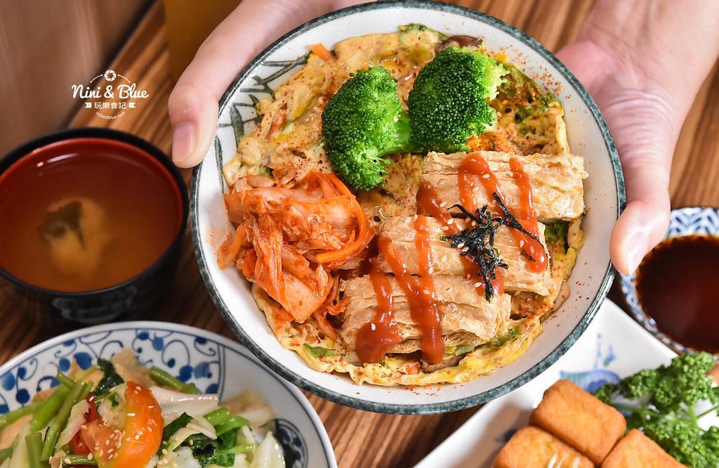 台中一中素食 滷菩提 中友素食 中國醫美食14