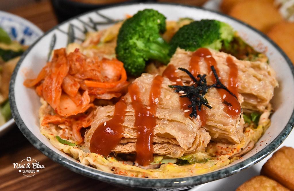 台中一中素食 滷菩提 中友素食 中國醫美食12