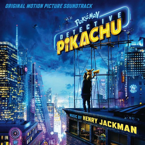 Detective Pikachu Original Soundtrack