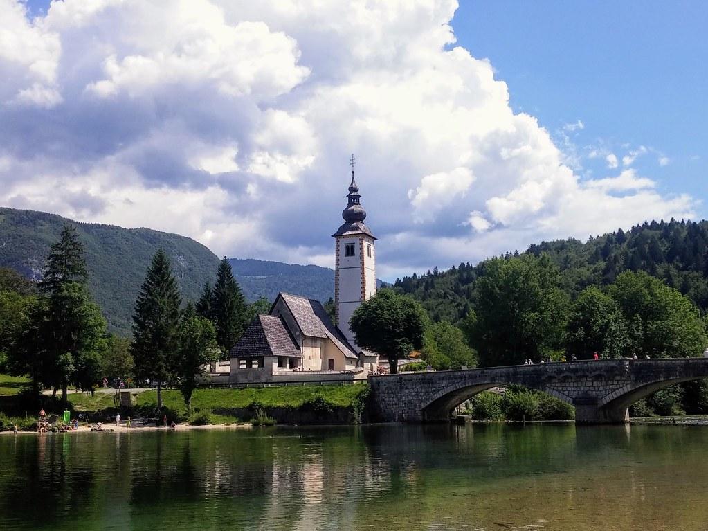 Bohinj Slovenia summer