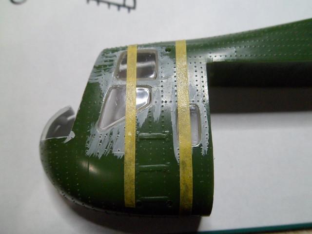 Fil rouge 2019 : Sikorsky CH-54 Skycrane (Revell 1/72) - Page 3 47030391834_e7b8a22719_z