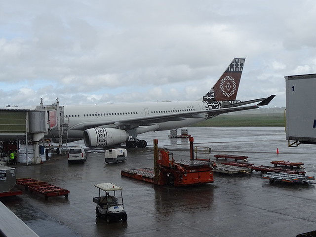 Fiji Airways Airbus A330-203 DQ-FJP