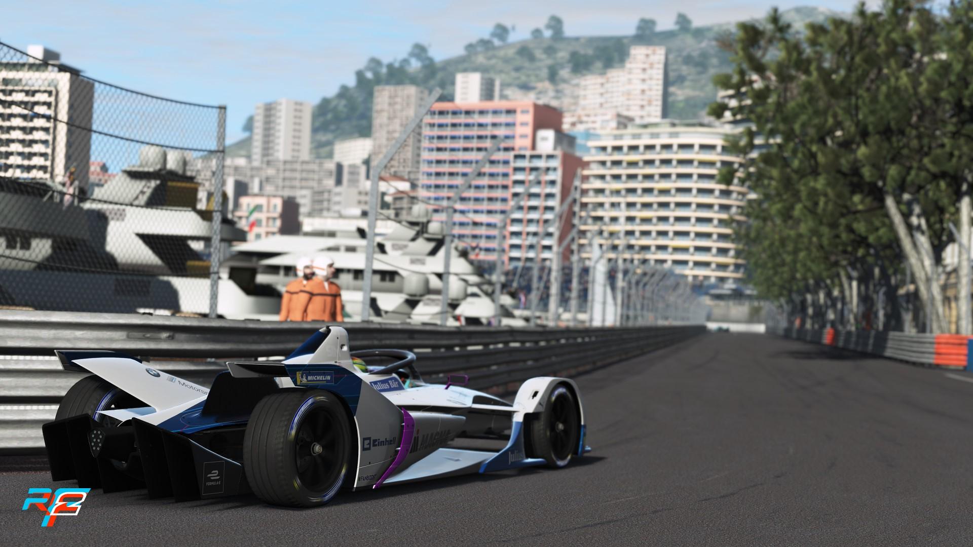 rF2 Monaco 4